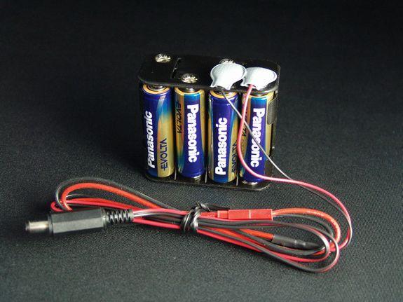 電池ボックス 電源バッテリー